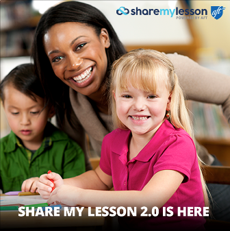 Share My Lesson photo graphic
